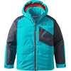 Patagonia Boys Snowshot Insulated Jacket Epic Blue